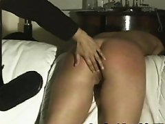 Saucy spanked...